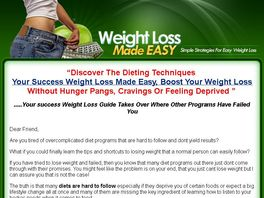 Go to: Your Success, Weight Loss Made Easy
