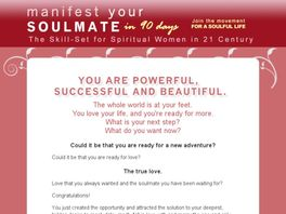 Go to: Manifest Your Soulmate In 90 Days