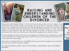 Go to: Raising And Understanding Children Of The Divorced