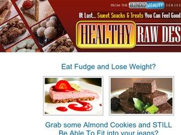 Go to: 50 Raw Desserts
