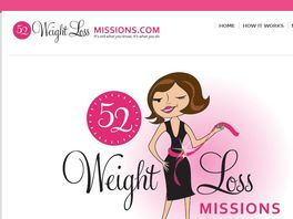 Go to: 52 Weight Loss Missions