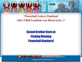 Go to: Crush The Powerball.