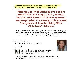 Go to: Alzheimers Disease