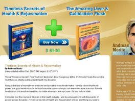 Go to: Andreas Moritz, Enerchi, Liver Flush, Timeless Secrets