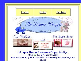 Go to: The Dapper Wrapper.
