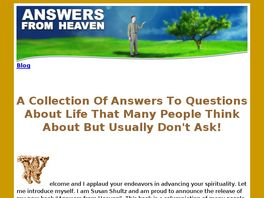 Go to: Answers From Heaven