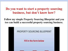Go to: Property Sourcing Blueprint