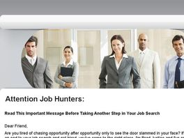 Go to: The Art Of Getting Hired