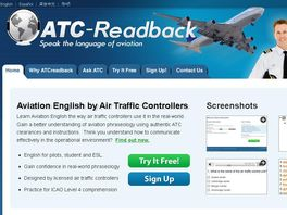 Go to: Speak The Language Of Aviation - Taught By Air Traffic Controllers