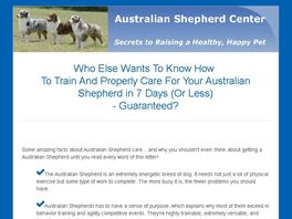 Go to: The Ultimate Secrets And Techniques To The Australian Shepherd