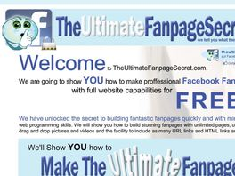 Go to: Make The Ultimate Facebook Fanpage Site For Free