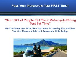 Go to: Learn How To Ride A Motorcycle