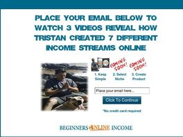 Go to: Beginners Online Income