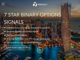 Go to: 7 Star Signals - No. 1 Binary Subscription Service