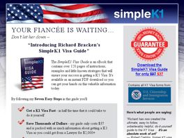 Go to: Simple K1 Visa Guide