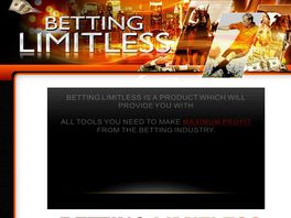 Go to: Betting Limitless