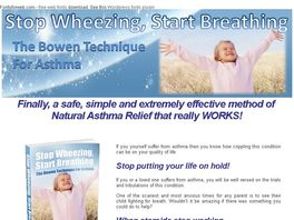 Go to: Natural & Effective Asthma Relief