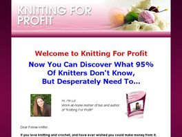 Go to: Knitting For Profit
