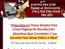 Go to: Spanish Squeeze Page Secretos Means Squeeze Page Secrets