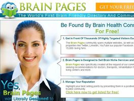 Go to: Brain Pages Business Directory