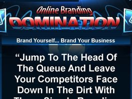 Go to: Online Brand Domination - Affiliates Earn 50% Commissions
