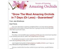 Go to: The Golden Book Of Orchids