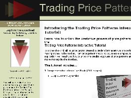 Go to: Trading Price Patterns Interactive Tutorial