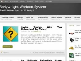 Go to: Bodyweight Workout System