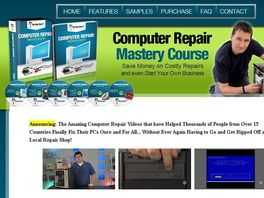 Go to: Computer Repair Video Course - Bestseller! Great Reviews!