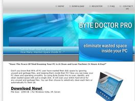 Go to: Brand New! Byte Doctor Pro
