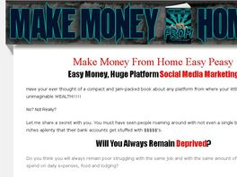 Go to: How To Make Money From Home Easy Peasy