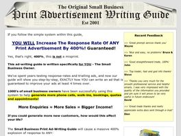 Go to: How To Advertise Your Business