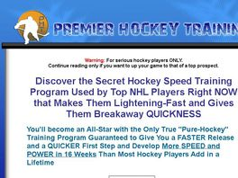 Go to: Premier Hockey Training Off Ice Training For Hockey