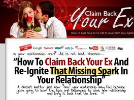 Go to: Claim Back Your Ex