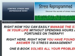 Go to: Stress Reprogrammed.