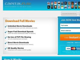 Go to: CapitalFlix - 100% Legal Full Movie Downloads