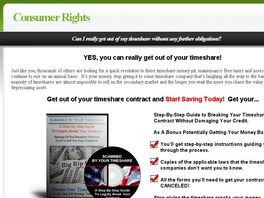 Go to: A Step-by-step Guide To Legally Break Your Timeshare Contract