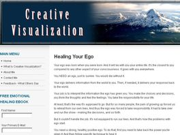 Go to: Healing Your Ego
