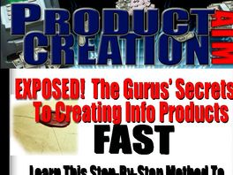 Go to: Product Creation Atm - High Conversions