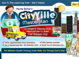 Go to: Cityville Masterplan - Brand New! Red Hot Sales Page Converts! Look!