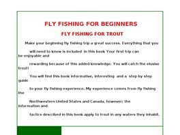 Go to: Montana Fly Fishing Guide.
