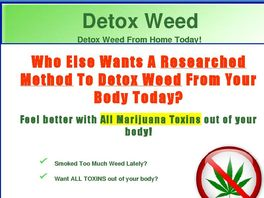 Go to: Detox Weed At Home - Brand New Product!