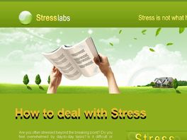 Go to: How To Deal With Stress: Stress & Anxiety Management