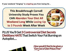 Go to: Diet Free Weekends Solution