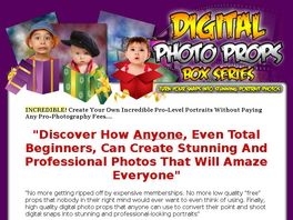 Go to: Portrait Photography Props