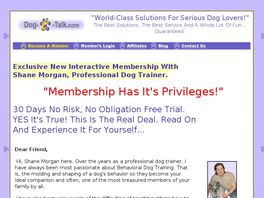 Go to: Attention Dog Owners: This Dog Site Is Different... A Real Must See!