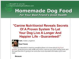 Go to: Your Best Friend - Correctly Feed Your Dog For A Long Healthy Life