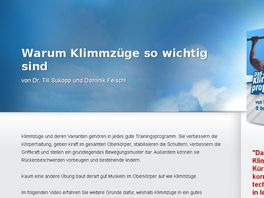 Go to: Das Ultimative Klimmzugprogramm