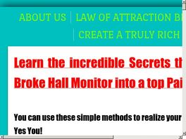 Go to: Law Of Attraction Blueprint
