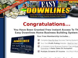 Go to: Easy Downlines - Earn Big By Giving Away Free Memberships!
